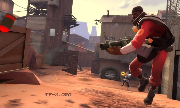 скачать игру Team Fortress 2 лицензия с серверами - фото 7