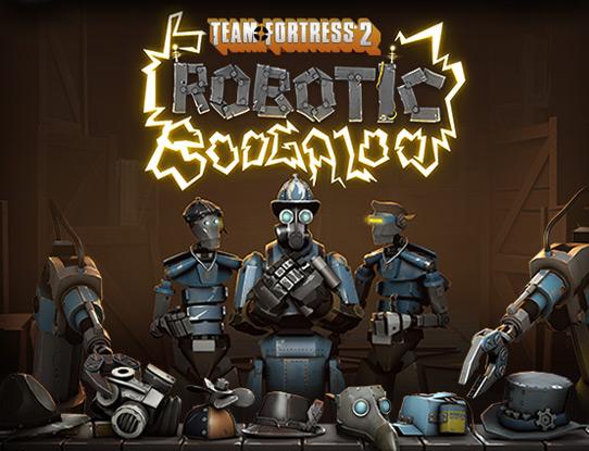 Robotic Boogaloo - первое обновление, полностью созданное сообществом