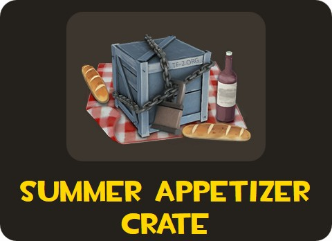 Ящик Summer Appetizer Crate