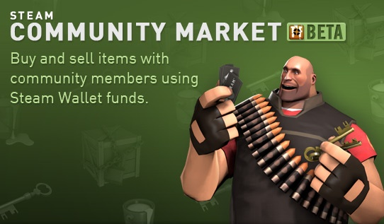 Steam Vommunity Market