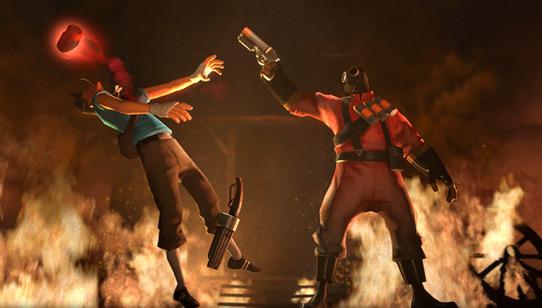 Изменение оружия Team Fortress 2