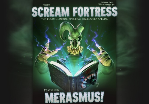 Scream Fortress 2012