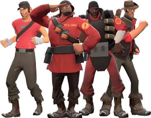 Teufort Tooth Kicker - новые сапоги для Разведчика, Солдата, Подрывника и Снайпера